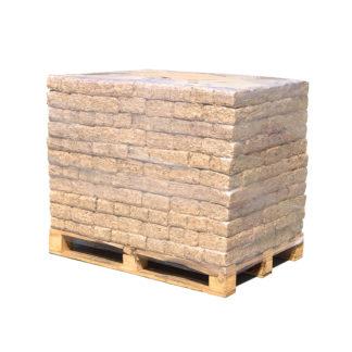 Lumepal 1/2 palets de briquetas